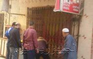 حملات غلق للمحلات الغير المرخصة بالاسكندرية
