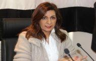 وزيرة الدولة للهجرة تكشف: سنحل أزمة الصيادين المعتصمين بالسفاره المصريه بالرياض