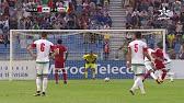 هزيمه قاسية للمغرب اليوم أمام الكونغو في كأس أمم أفريقيا 16-1-2017..فيديو