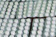 ضبط كمية اقراص مخدر بحوزة سمسار عقارات بكمين جمصة......بالدقهلية