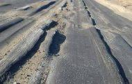 مواطنون لرئيس الجمهورية ووزير الدفاع:الطريق الصحراوي الغربي يشكو الإهمال واصبح مصيدة للموت .
