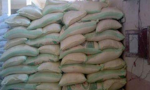 مباحث التموين تضبط ٥ طن ارز بمخزن بالغردقة....البحر الاحمر