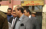قوات امن أسيوط تستقبل مدير الأمن ومساعد الوزير لمنطقة وسط الصعيد