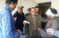 بالصور مساعد وزير الداخلية يفاجئ الأكمنة الشرطية ويتابع الحالة الأمنية بأسيوط