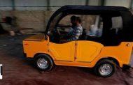 بالصور : سيارة مصرية بـ33 ألف جنيه «ميني كار ايجيبت»..