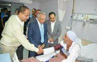 صحه شمال سيناء تتابع.مستشفيات.شمال سيناء خلال ايام عيد الفطر