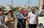 حملات انضباطية موسعة يقودها مدير امن دمياط بالشوارع والميادين