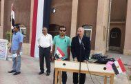 الجمهورية اليوم : مدرسة الشهيد اللواء علاء الدين بالعاشر تحتفل ببداية العام الدراسى الجديد