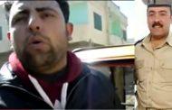 بالفيديو : شاهد ماذا فعله ضابط مرور ضمياط