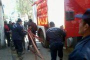 السيطرة على  حريق  بمخبز بلدي بجوار مدرسه ابوربيعة شرقية