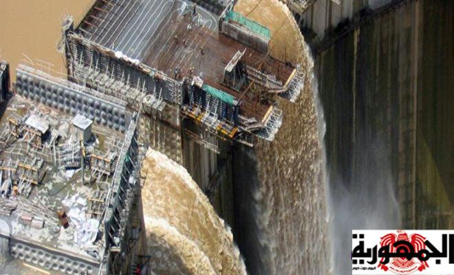 وزير الري: «قلقون على حصة مصر المائية بسبب سد النهضة»