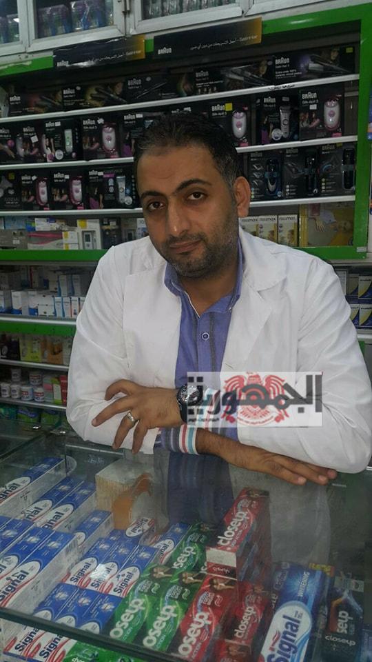 الدكتور هاني عبد الظاهر // يلقي لنا الضوء علي ظاهرة الدواء المغشوش