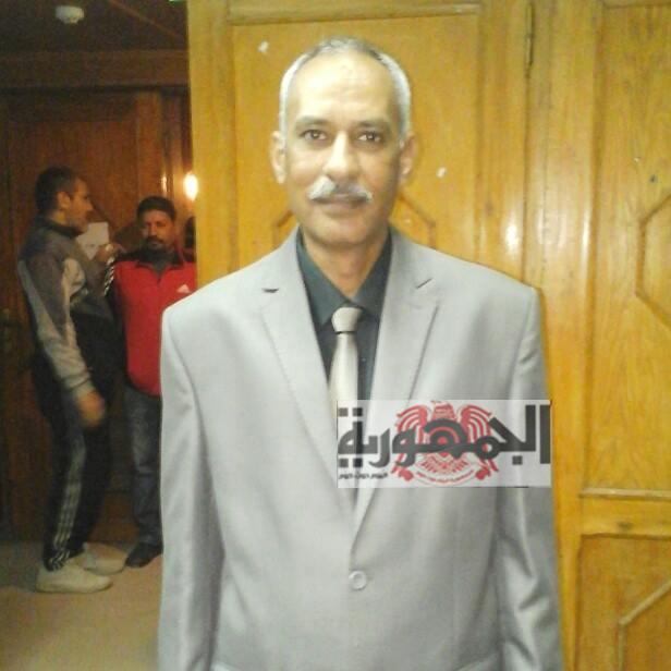 عبد الباسط مهدى مديرا أداريا للمستشفى العام بالإسماعيلية  .