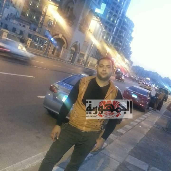 بالصور والتفاصيل : ننشر لكم حادث شهيد لقمة العيش بدمياط ....