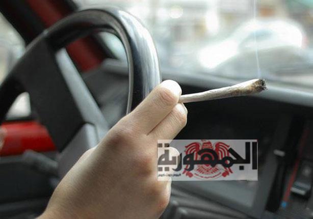 ضبط ثلاثة سائقين يقودوا تحت تاثير المخدر بفاقوس شرقية