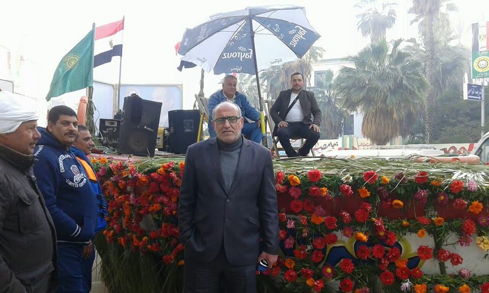 بالصور : الذقهليه تعلن احتفالات المحافظة بعيدها القومي