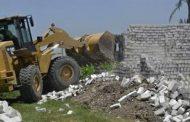 الهجان يؤكد علي ضرورة إزالة كافة التعديات علي الاراضي الزراعية واملاك الدولة في قنا