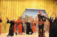 فرقة «الفنون الشعبية» تشارك في مهرجان أسوان للثقافة والفنون بالأقصر