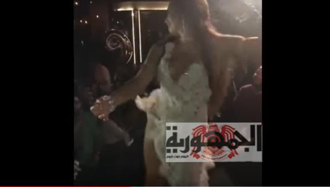 شاهد فيديو الراقصة الروسية جوهرة بـ بدلة رقص ساخنة تسببت فى القبض عليها بمصر..