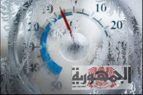 هيئة الأرصاد: توقعات بسقوط أمطار خلال الأسبوع المقبل والصغرى بالقاهرة 16