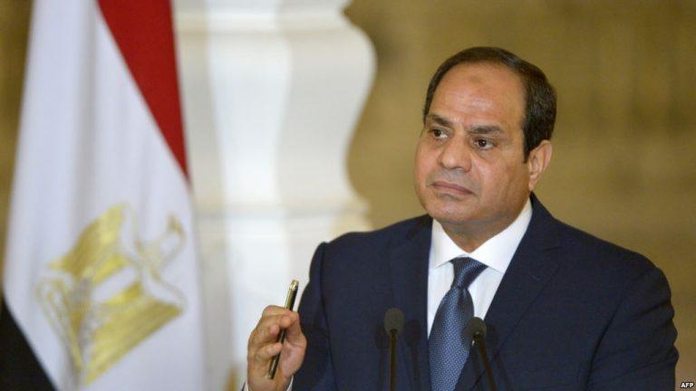عاجل بالصور|   «السيسي» يوجه رسالة هامة للمصريين بعد انتخابات الرئاسة 2018
