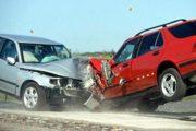 اصدام سيارتين بطريق العاشر بلبيس شرقية  ووقوع مصابين