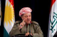 مسعود بارزاني يدعو الاكراد لاتخاذ موقف تجاه بغداد بعد خفض الموازنة