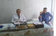 لجنة مكبرة من وزارة الصحة تتفقد مستشفي مشتول السوق المركزي
