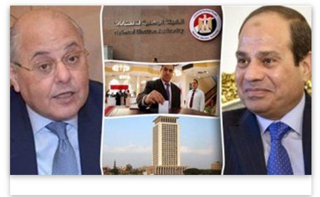 انتخابات رئاسة الجمهورية في 124دوله عدا سوريا واليمن والصومال وليبيا