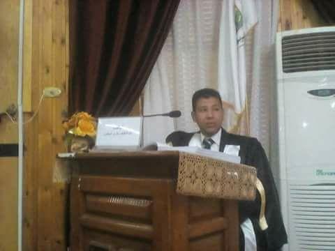 تهنئة للدكتور عبد اللطيف بكري لحصولة علي درجة الدكتوراه