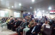 الفريق جلال الهريدي يزور مدينة نجع حمادي لتأييد الرئيس السيسي بمؤتمر جماهيري حاشد