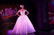 بالصور مهرجان Our wedding carnival في دورته السادسة وعروض أحدث فساتين زفاف لهذا العام