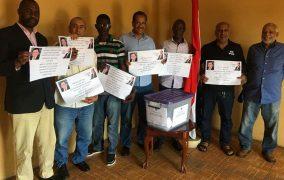 بالصور... عماد الجلدة والسفير المصري بسيراليون يدعمون الرئيس عبدالفتاح السيسي في الانتخابات الرئاسية