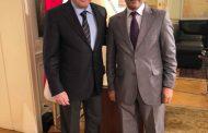 سفير مصر باليونان محمد فريد منيب :المصريون يعزفون سيمفونية