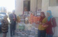ضبط 5500 قطعة حلويات وعصائر منتهية الصلاحية لدى مخبز وحلوانى بشارع الثلاثينى بالإسماعيلية
