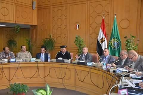 الإسماعيلية : رفع درجة الاستعداد بجميع المديريات الخدمية أستعدادا الإنتخابات الرئاسية