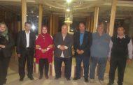 الإجتماع الشهرى للجنة الإعلامية بالشرقية بهيئة مكتب سفراء السلام بمصر
