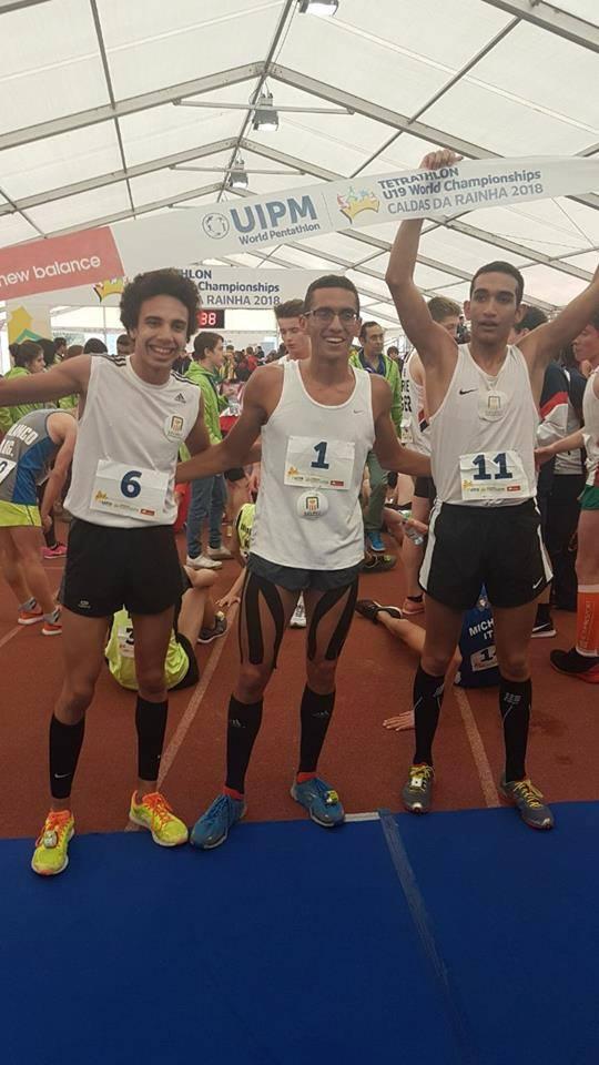 مصر تسيطر على منصة بطولة العالم لشباب «الخماسي الحديث» و الجندي يتأهل للأولمبياد
