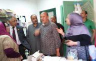 برعاية زايد ....بدأ فاعليات القافلة الطبية العلاجية بالعزيزية