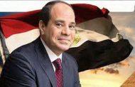 زايد ....يهنىء السيسي بذكرى تحرير سيناء
