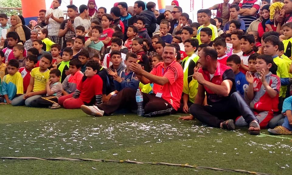 بالصور.... احتفال جمعية شباب ميت عساس بيوم الطفل