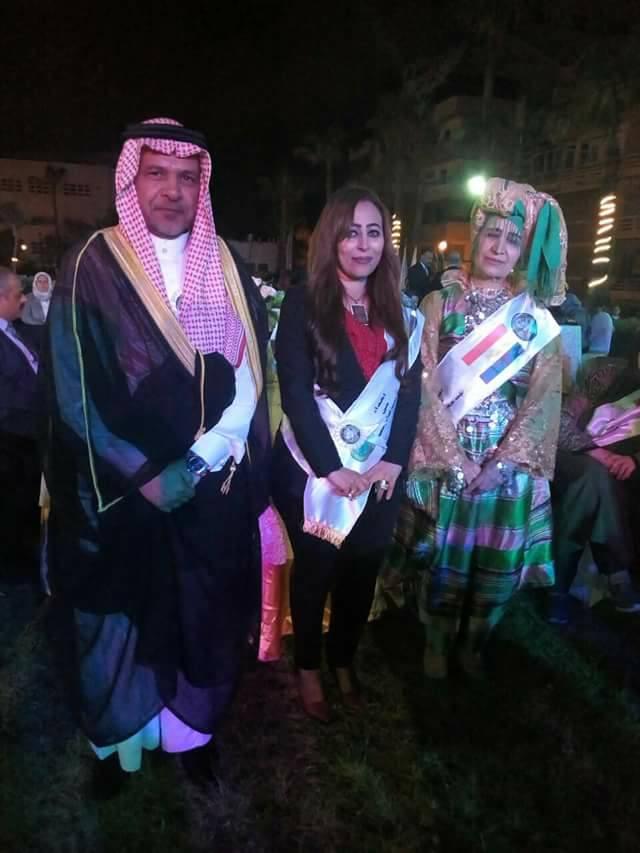 المؤسسة العربية للسلام والتنمية تكرم قيادات الدول العربية الشقيقة بحديقة القوات المسلحة الاسكندرية