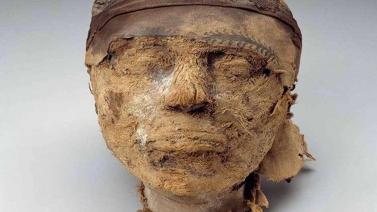 حل لغز مومياء مصرية عمرها 4 إلاف عام حيرت العلماء قرناً كاملا