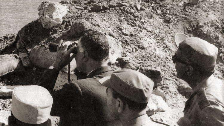 من قلب العروبة نجل الزعيم عبدالناصر يذكر الاسد بالعدون الثلاثي علي مصر
