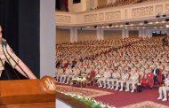 «وزير الدفاع» يلتقى الدارسين بالمعاهد التعليمية عبر شبكة الفيديو كونفرانس