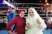 تهنئة قلبية من جريدة الجمهورية اليوم للزميلة نسمة المعطي بمناسبة حفل زفافهاالسعيد.