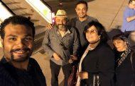 بالصور..... محمد على في الأقصر لتصوير مشاهده في مسلسل طايع