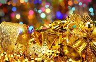انخفاض طفيف في أسعار الذهب في السوق اليوم الاربعاء 25/4/2018...
