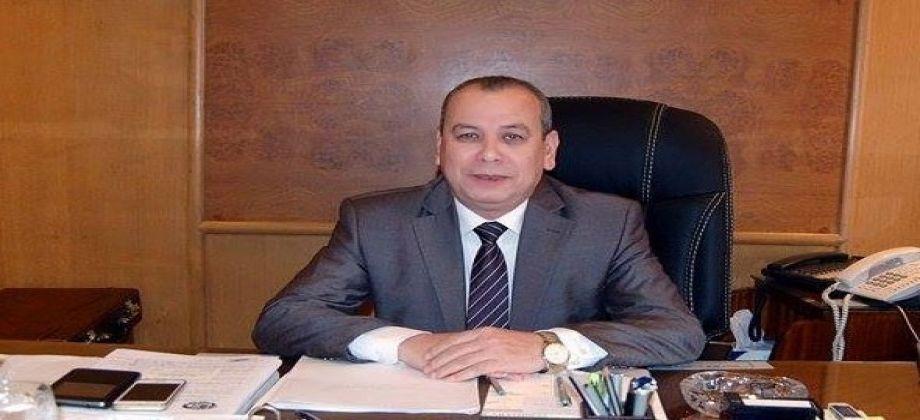 منع خروج السيارات المحملة بالقمح من نطاق محافظة دمياط