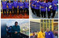 فوز منتخب مصر لشباب الكره الخماسيه